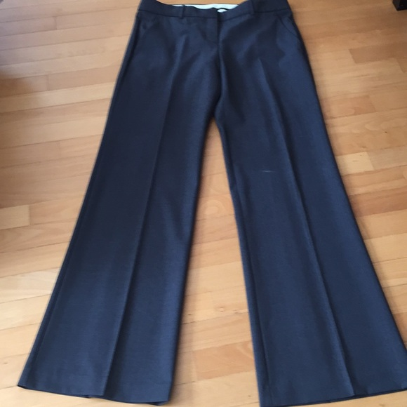 """Theory Pants - Theory - """"Emery"""" Grey Trousers"""